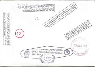 Hans Rossbach No 22Royal Air Force Abingdon multi