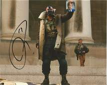 Tom Hardy signed 10x8 colour photo picture in his role