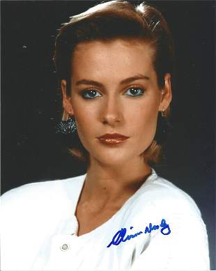 Alison Doody signed 10x8 colour photograph. Doody is