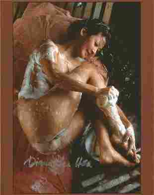 Diana Lee-Hau signed 10x8 colour photograph. Diana is