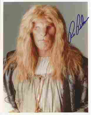 Ron Perlman signed 10x8 colour photograph pictured as