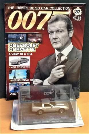 James Bond car collection edition no 37 Chevrolet