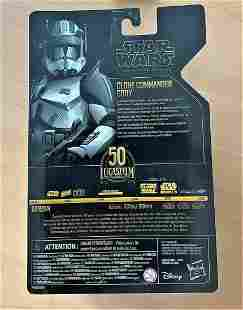Star Wars, The Black Series miniature action figure of