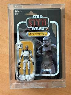 Star Wars, miniature action figure of 41st Elite Corps