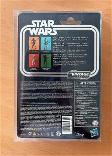 Star Wars, miniature action figure of Cara Dune from