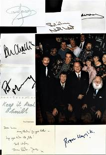 Only Fools and Horses signature collection includes