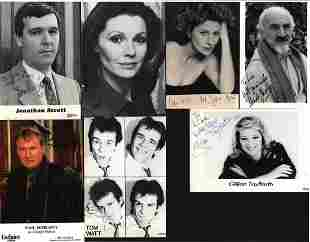 Eastenders signed collection. Includes 10 signed photos