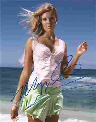Maggie Grace signed 10x8 colour photograph pictured as