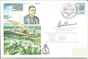 Air Chief Marshal Sir Michael Beetham GCB CBE DFC AFC