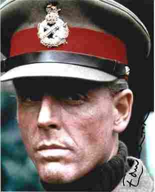 Edward Fox signed 10x8 colour photo. Edward Charles