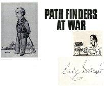 Chaz Bowyer. Path Finders At War. WW2 hardback book in