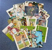 Cricket, collection of 35 unsigned International