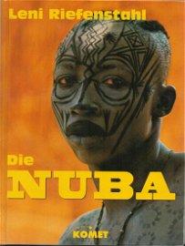 Leni Riefenstahl signed Die Nuba signed large hardback