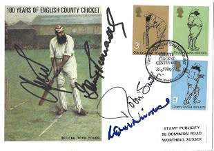 Cricket 100 Years of English County Cricket Official