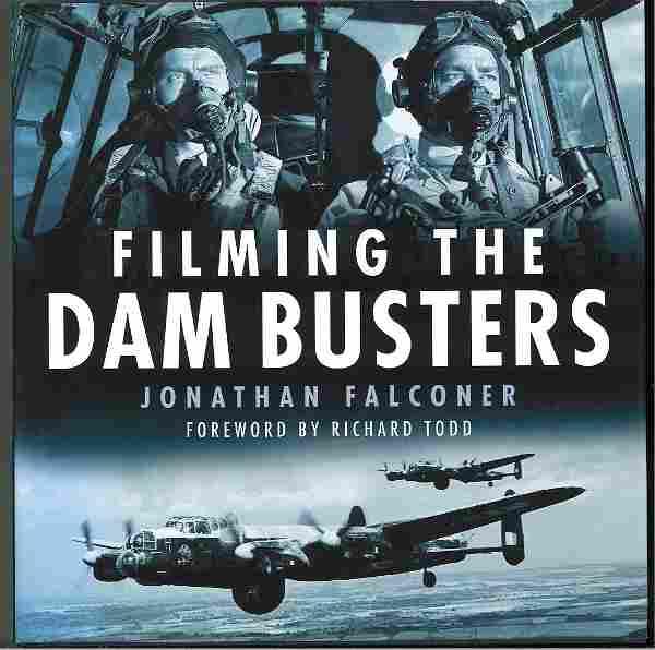 World War II hardback multi signed book tattled Filming