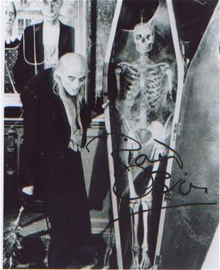 Richard O'Brien Rocky Horror Picture Show signed 10 x 8