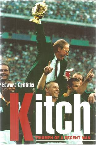 Kitch Christie signed Kitch triumph of a decent man