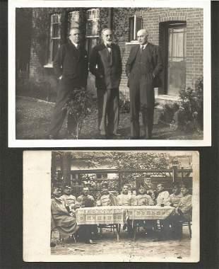 World war 1 photo album belonged to Gyula (Julius)