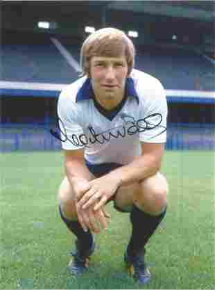 Football Autographed Derby County 8 X 6 Photos Col,