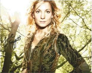 Joanne Froggatt signed 10x8 colour photo. Good