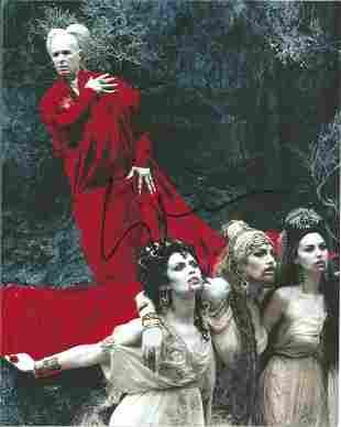 Gary Oldman signed 10x8 colour Dracula photo. Good
