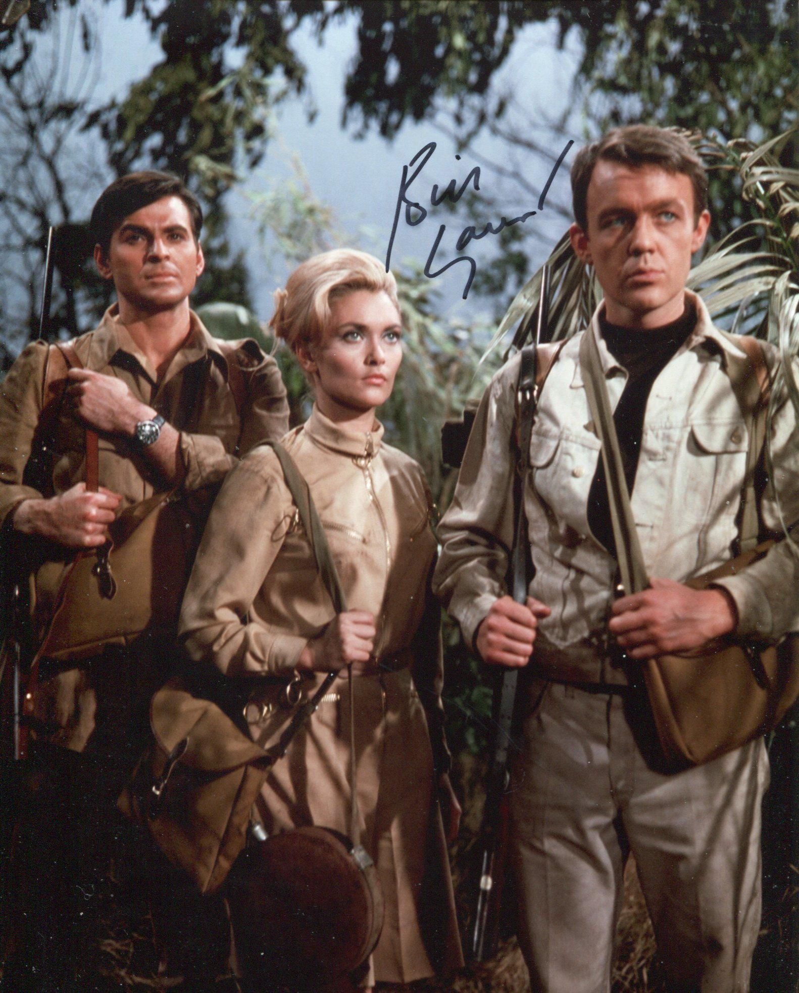The Champions, nice 8x10 photo from the cult sci fi