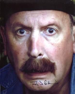 Allo Allo, 8x10 photo from the comedy Allo Allo signed