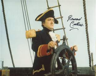 Carry On Jack 8x10 comedy movie photo signed by actor