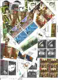 GB mint stamps approx. £300+ face value. All high