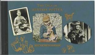 GB mint stamps Prestige Pack The Tale of Beatrix