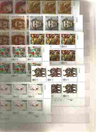 GB Stamps £56+ face value used & Mint Stamp Album