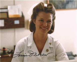 One Flew over the Cuckoo's Nest Louise Fletcher signed