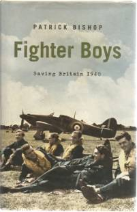WW2 BOB multiple signed book by Patrick Bishop. Fighter