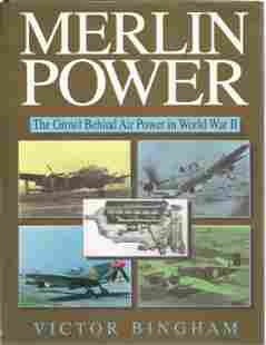 Multi signed by Battle of Britain Pilots book Victor