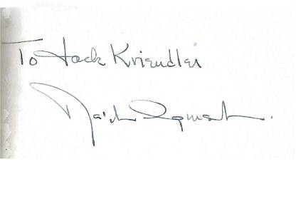 Ralph Ingersoll signed book Report On England, November