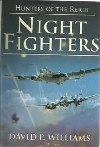 WW2 Luftwaffe aces multi signed book David P. Williams.