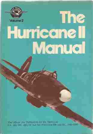 General Editor John Tanner. The Hurricane 2 Manual. The
