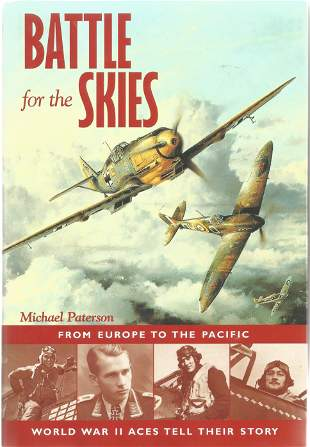 Michael Paterson. Battle For The Skies - From Europe to