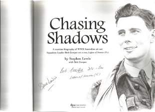 Stephen Lewis with Bob Cowper. Chasing Shadows.- A