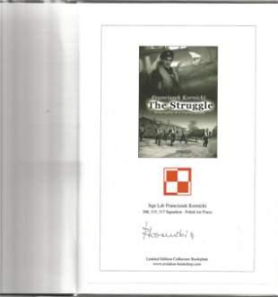 Franciszek Kornicki. The Struggle. - Biography of a