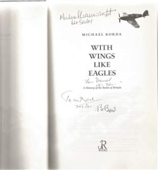 Michael Korda. With Wings Like Eagles.- The untold