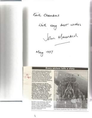John Maynard. Bennett and the Pathfinders. A WW2