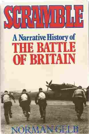 Norman Gelb. Scramble.- A narrative history of The