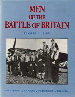 WW2 Kenneth G Wynn Handsigned Battle of Britain Book