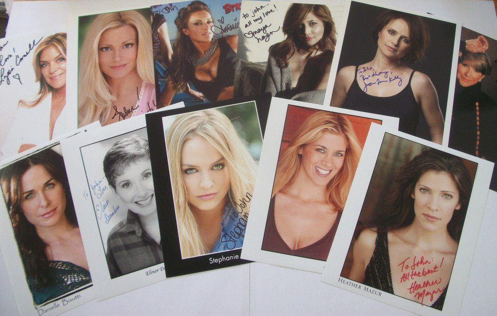 2: TV and Film Autograph Collection