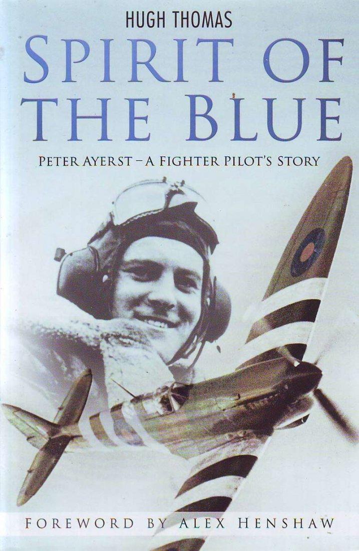 WW2 fighter aces Peter Ayerst, Wilf Sizer, Alex