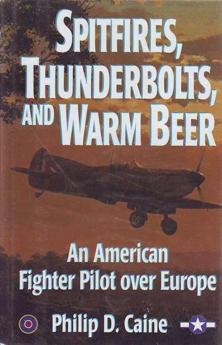 US WW2 aces Lt Terry Brasher, Richard Hewitt & Frank