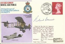 Wg. Cdr. Roland Beaumont DSO DFC WW2 famous ace and