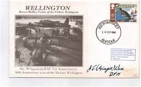 Warrant Officer James 'Ginger' Ware DFM, 99 Squadron
