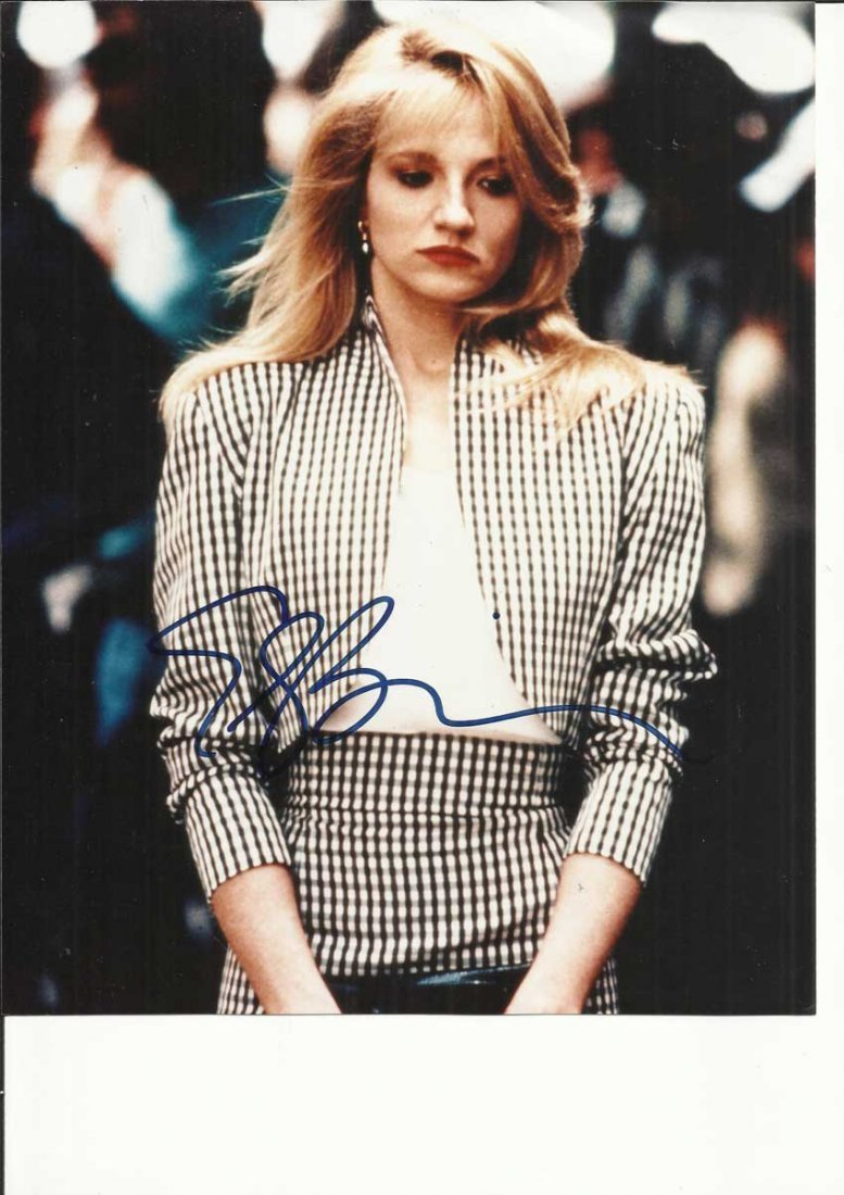 Ellen Burken signed 10 x 8 colour photo, American